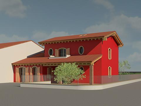 Edificio rurale in zona agricola - Villafranca di Verona (Vr)