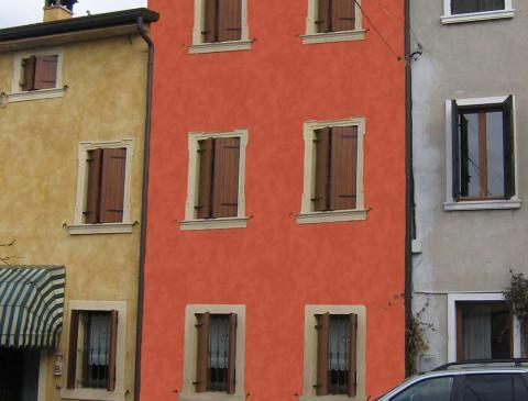 Ristrutturazione di un edificio residenziale a Sommacampagna (VR) - Dopo